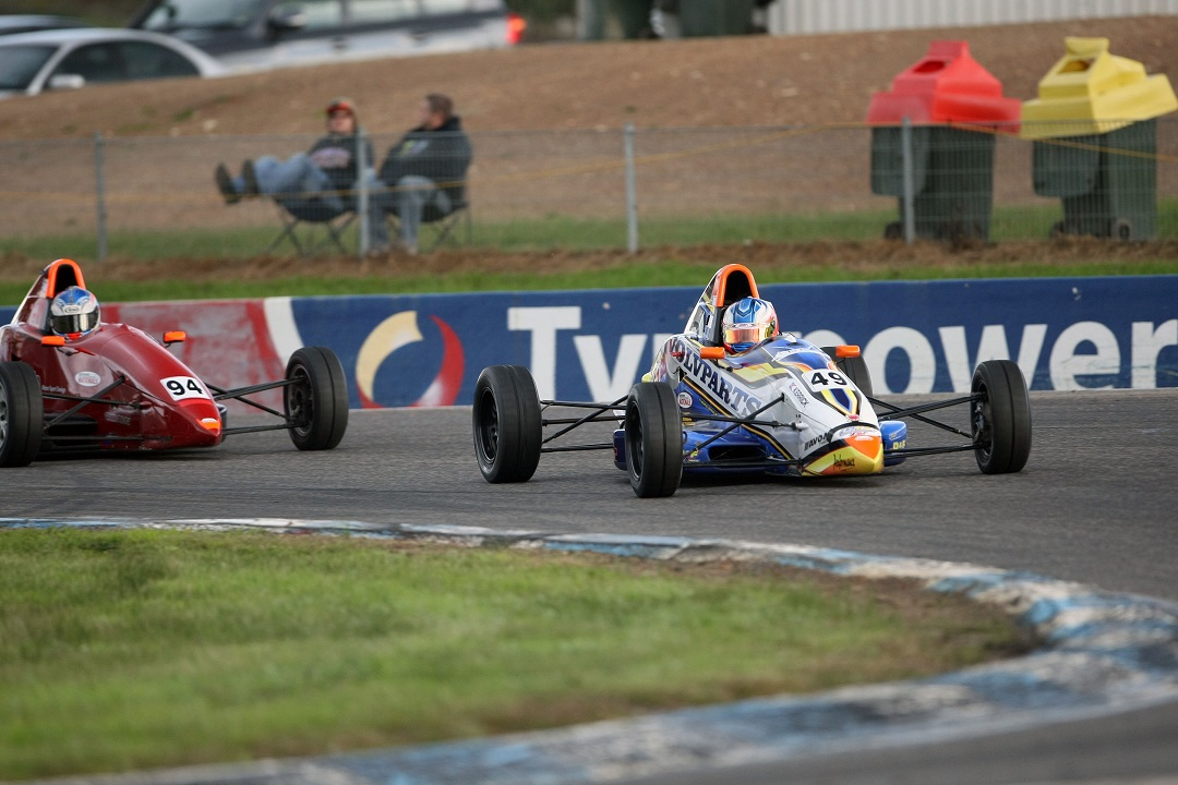 Formula Ford Winton R2 2014