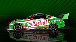 Wildcard 2021-Castrol-Reveal-Side Passen