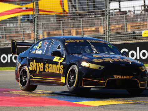 STRONG BUT UNREWARDING ADELAIDE SUPERCARS DEBUT FOR RANDLE