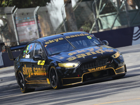 TYRES THE BIGGEST CHANGE FOR SUPER2 ROOKIE