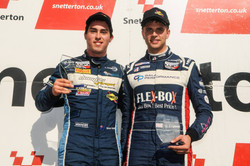 Sunoco Award Snetterton LMP3