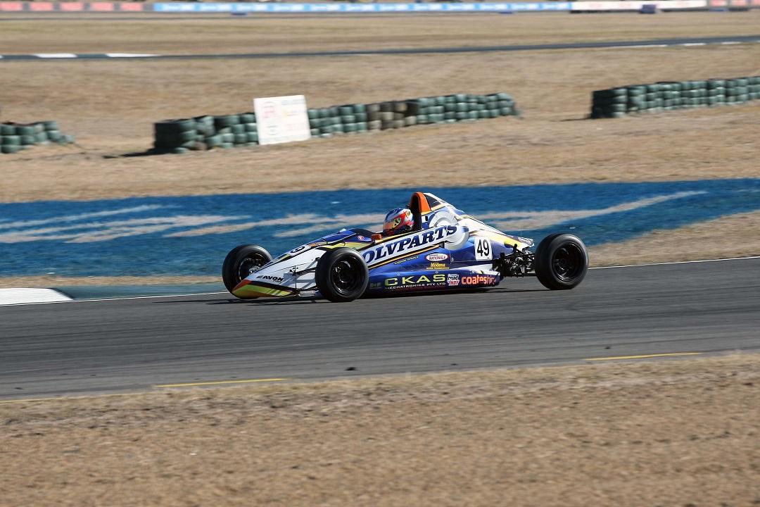Formula Ford Ipswich R3 2014