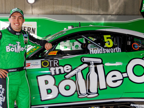 RANDLE RECEIVES ENDURO CALL UP WITH THE BOTTLE-O RACING TEAM