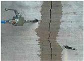 Гидроизоляция трещин инъектированием