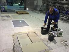 Гидроизоляция лифтовых шахт