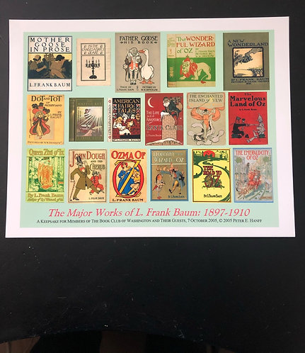 Major Works of L. Frank Baum