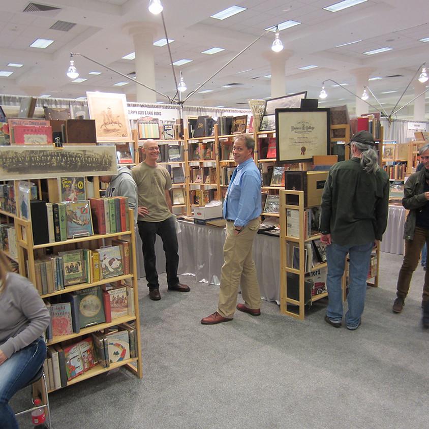 Seattle Antiquarian Book Fair
