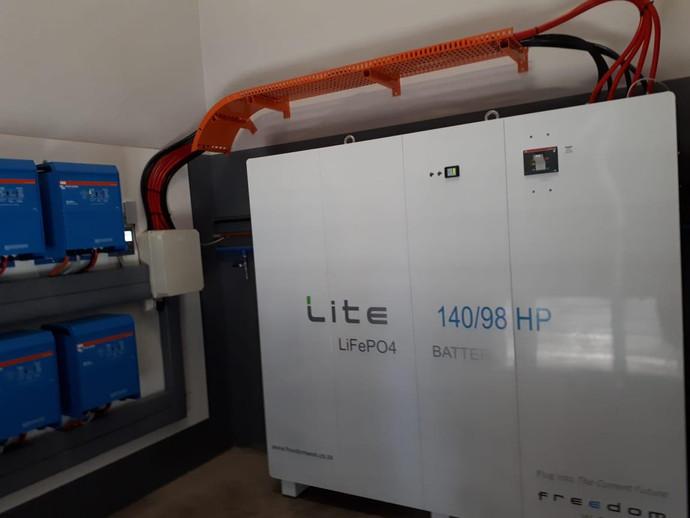 Lite 140/98 kWh