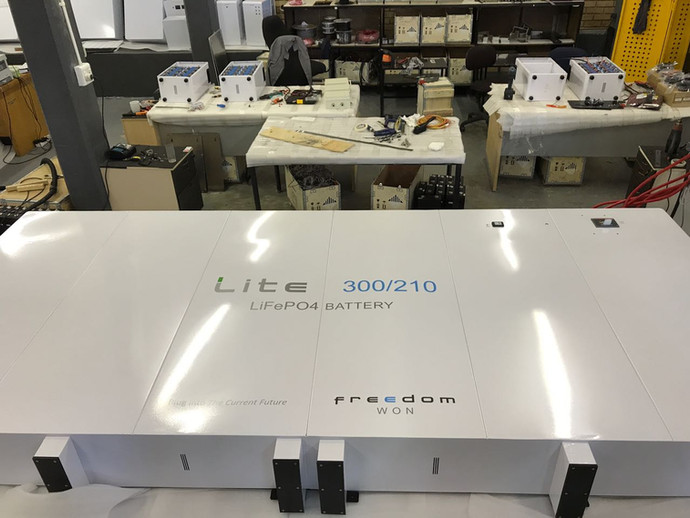 Lite 300 kWh
