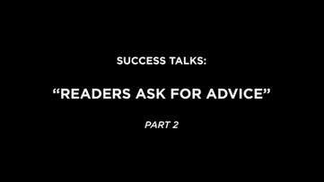 Advice Part 2