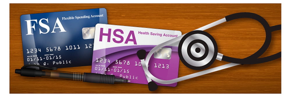 FSA and HSA Cards for Massage Therapy