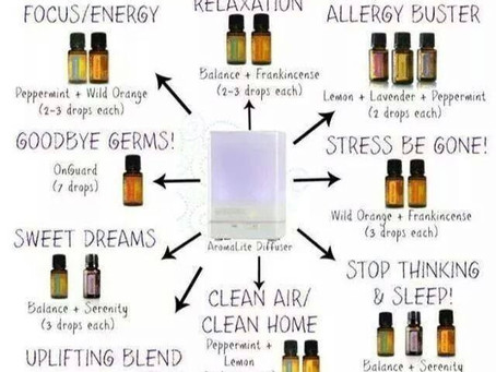 Great uses for Essential Oils