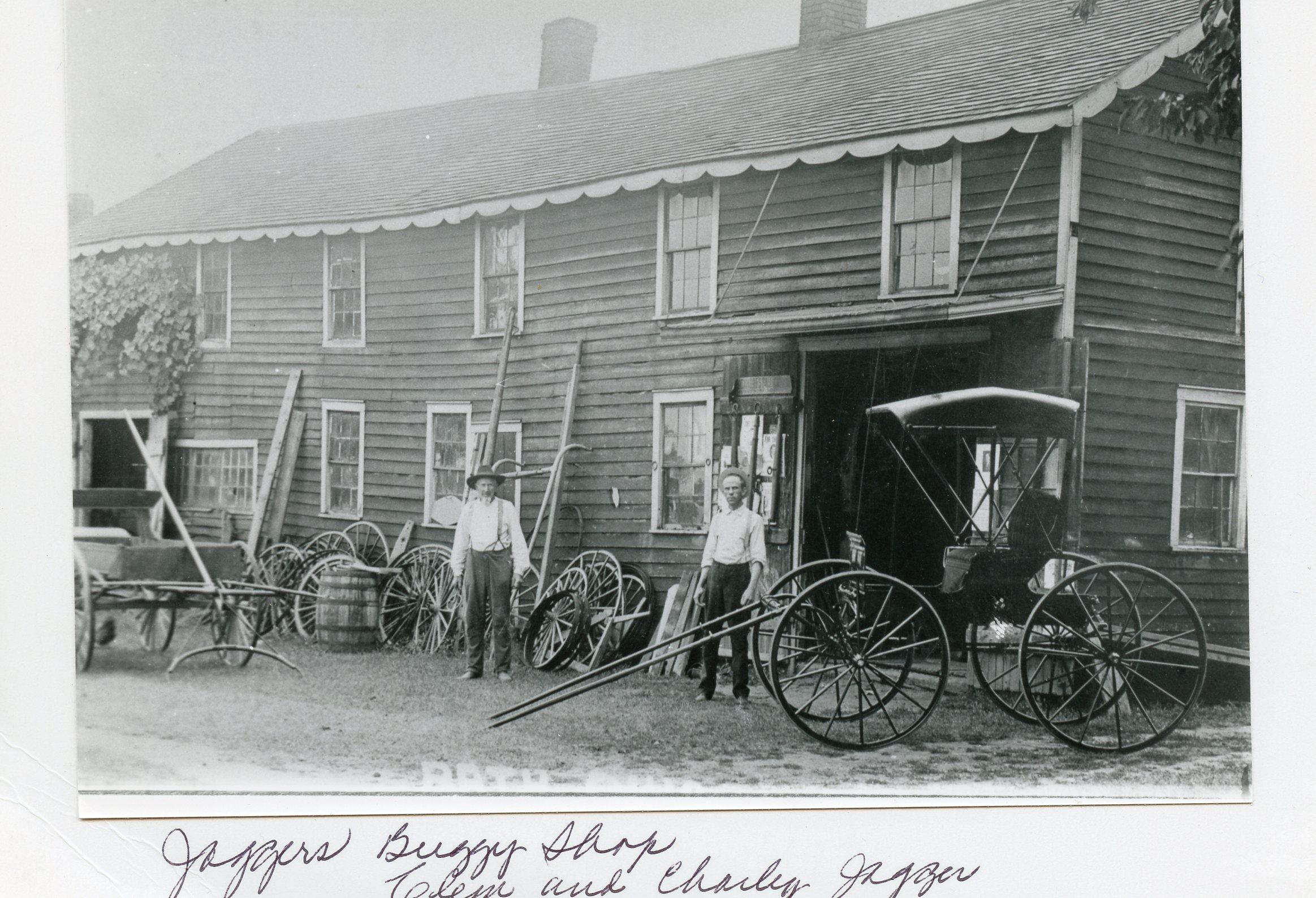 Jagger Wagon Shop