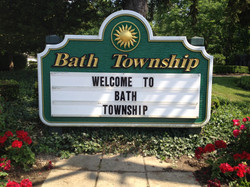 Welcome to Bath Township