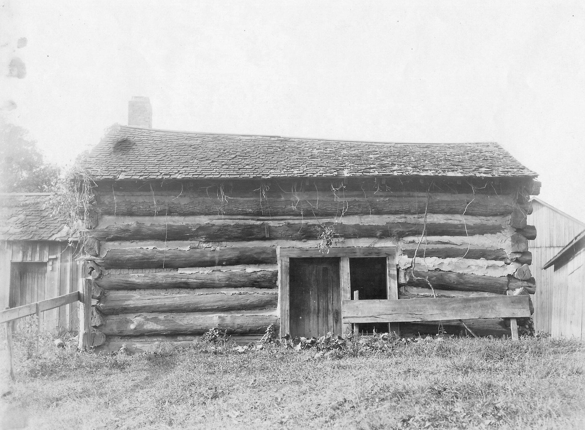 Barker Log House