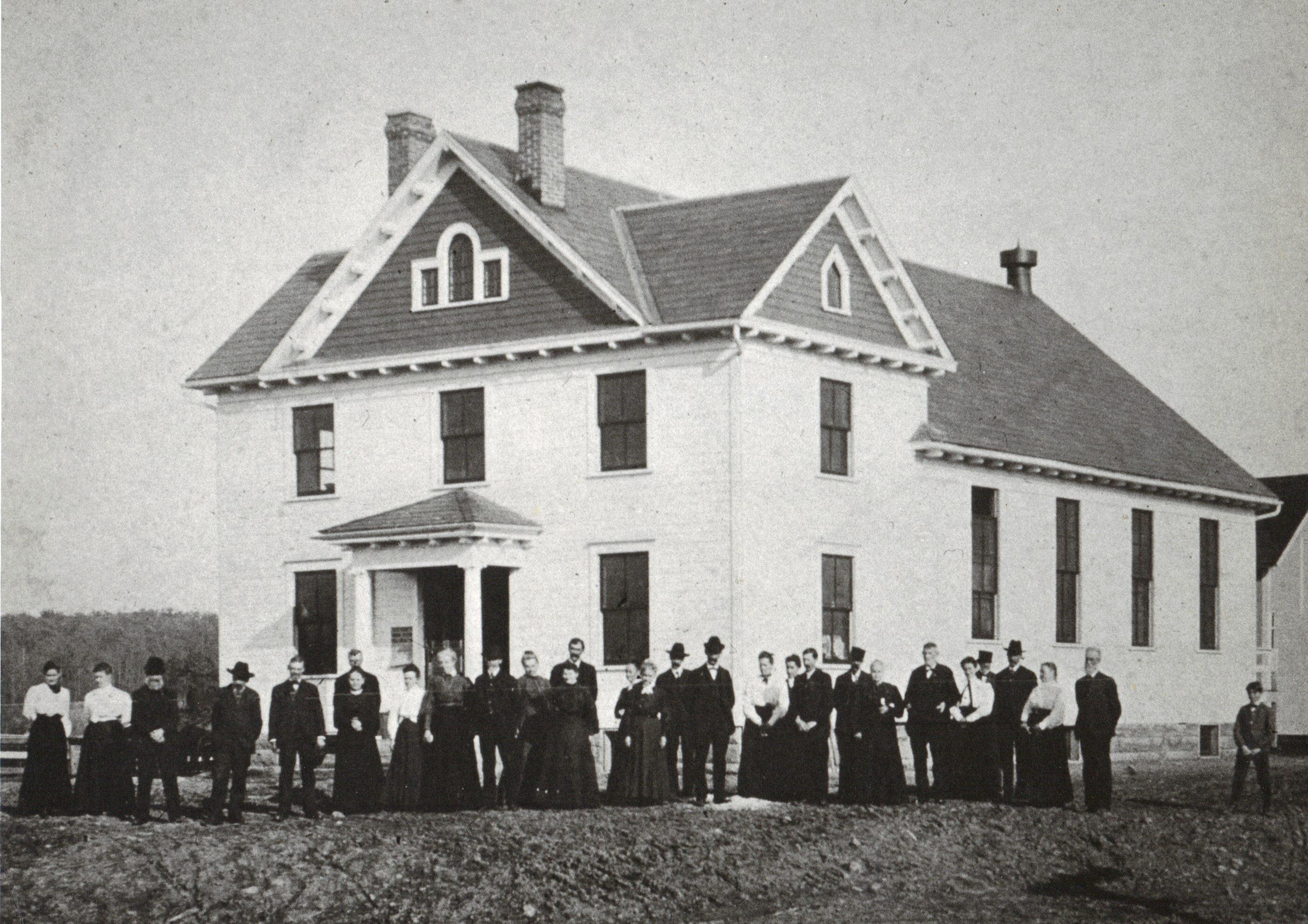 Grange Members 1908