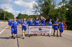 The Revere High School Band