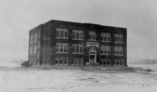 Bath Twp School 1923