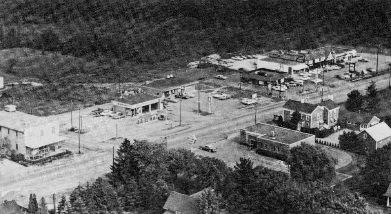 Hammonds Corners 1968