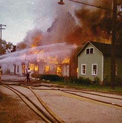 Staat's Store Fire