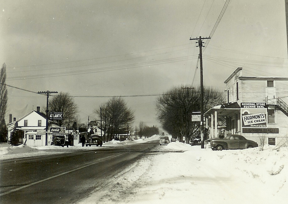 Hammond's Corners 1943