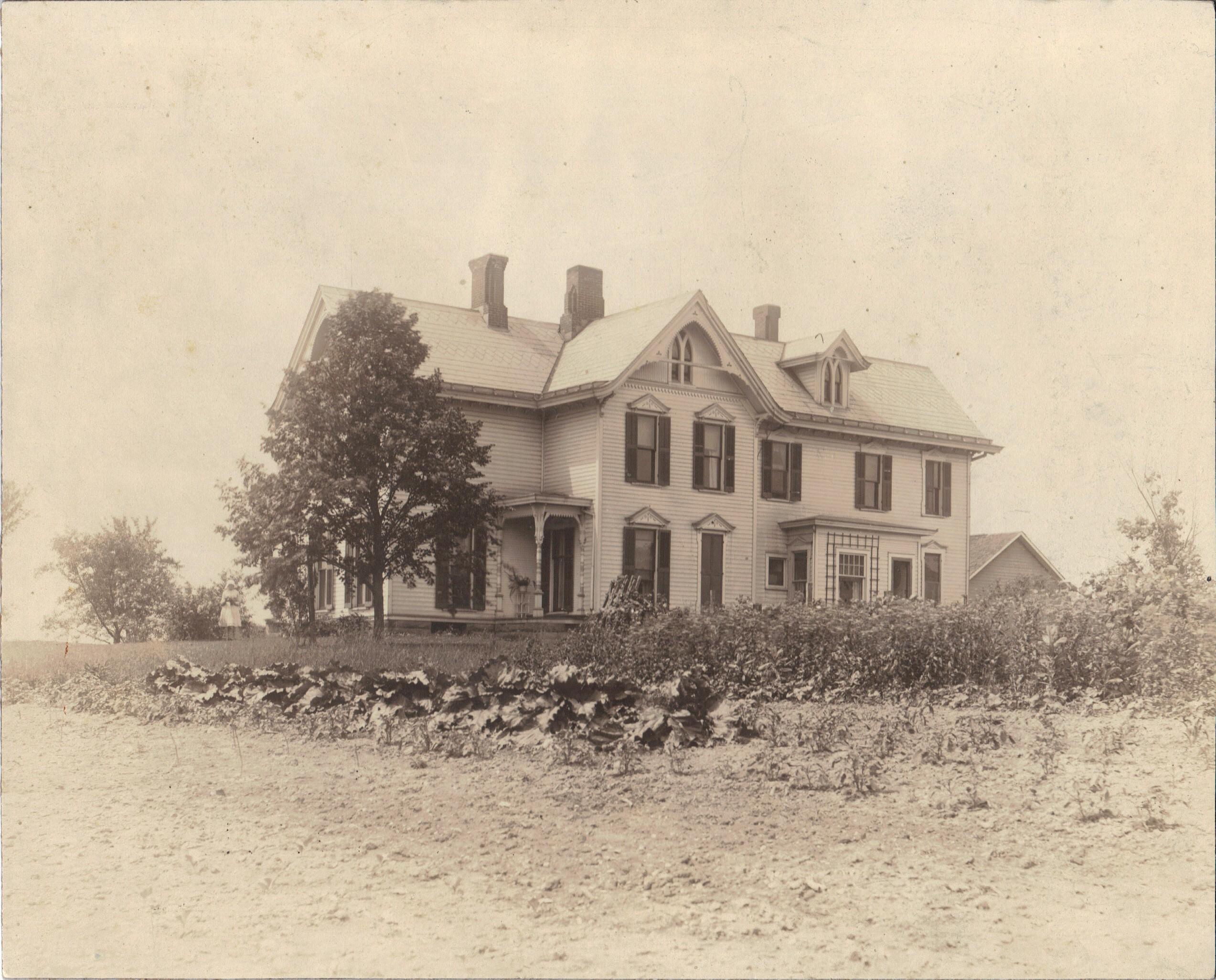 G S Davis Home