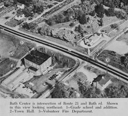 Bath Center 1955