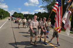 The Bicentennial Parade