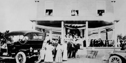 August 1913 Opening Celebration