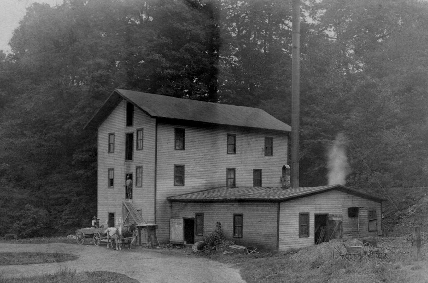 Rothrock Grist Mill