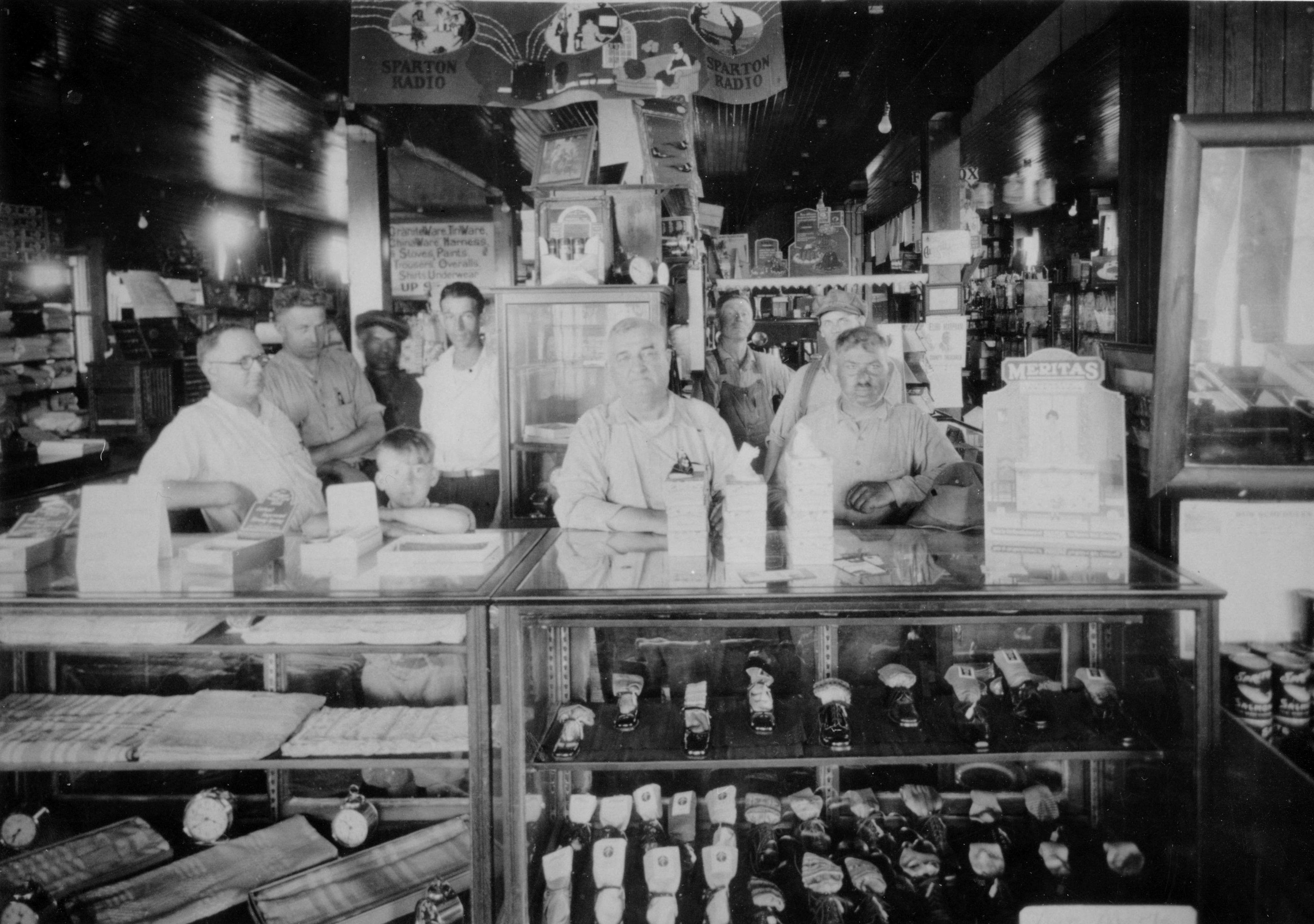 Whitcraft Store Interior
