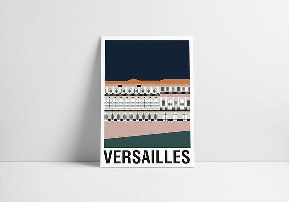 CARTE 03 VERSAILLES