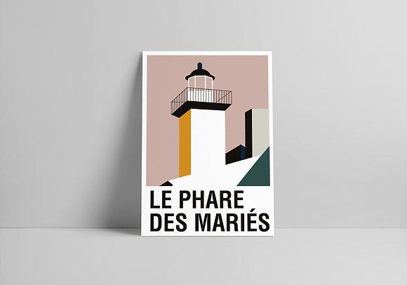 CARTE LE PHARE DES MARIES