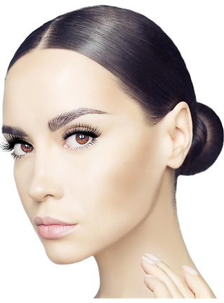 Beautiful Eyelash Extentions Lashes on 5th