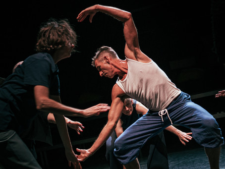 DANSERS (M) GEZOCHT / LOOKING FOR MALE DANCERS