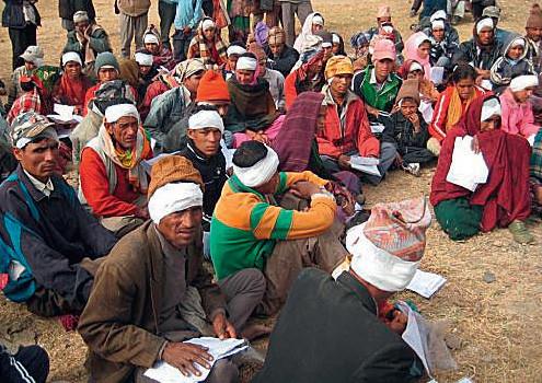 Stiftung Ohrchirurgie Nepal