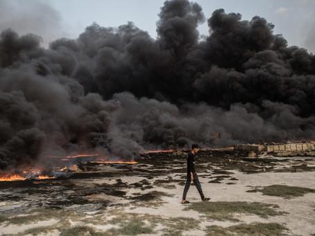 Meet Hawre Khalid, An Iraqi Photojounralist