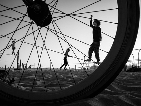 Meet Moises Levy, A street fine art photographer