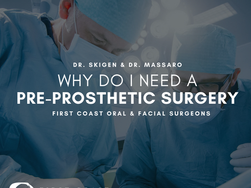 Why Do I Need a Pre-Prosthetic Surgery?