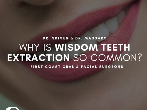Why are Wisdom Teeth Extractions So Common?