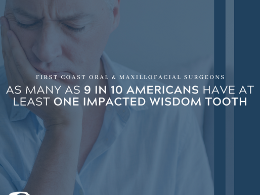 9 in 10 Americans Have At Least One Impacted Wisdom Tooth