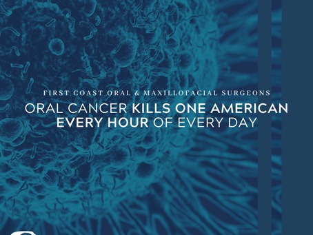 Oral Cancer Kills One American Every Hour of Every Day
