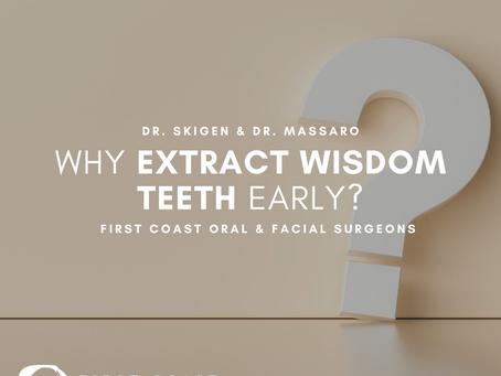 Why Extract Wisdom Teeth Early