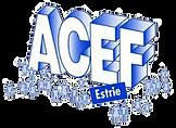Logo ACEF Estrie