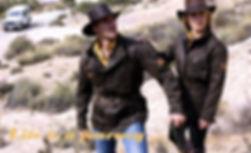Australische Lederhüte, Ledergürtel