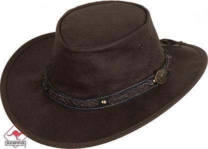 Australische Lederhüte, Scippis, Petromax, Ledergürtel, Hundehalsbänder