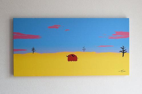 【絵】Buffalo