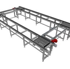konveyör ve Taşıma Sistemi