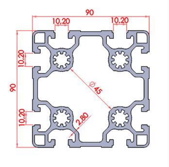 90x90 Ağır Sigma Profil ölçüleri.png