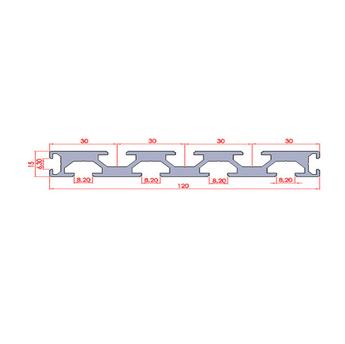 15x120 Yüzey Kaplama Profili ölçüleri.pn